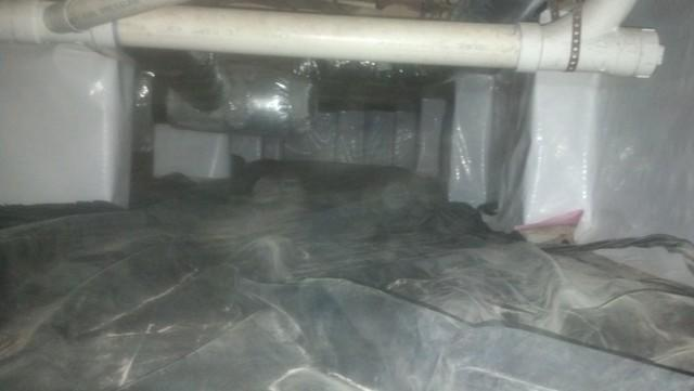 Crawl Space Encapsulation in Summerville, SC