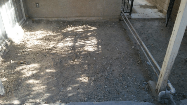 Before and After Concrete Replacement in Oceanside
