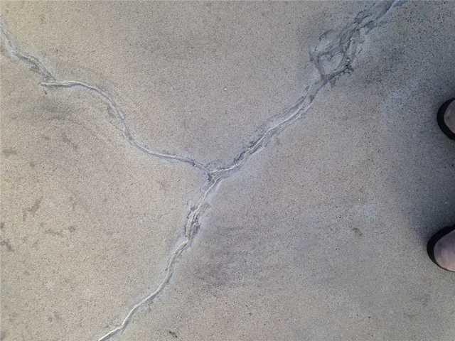 Concrete Crack Repair in Camarillo, Ca