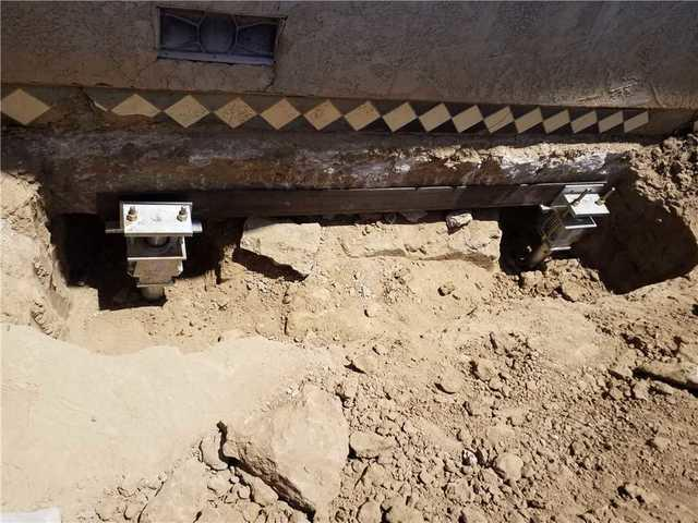 Foundation Stabilization in Palmdale