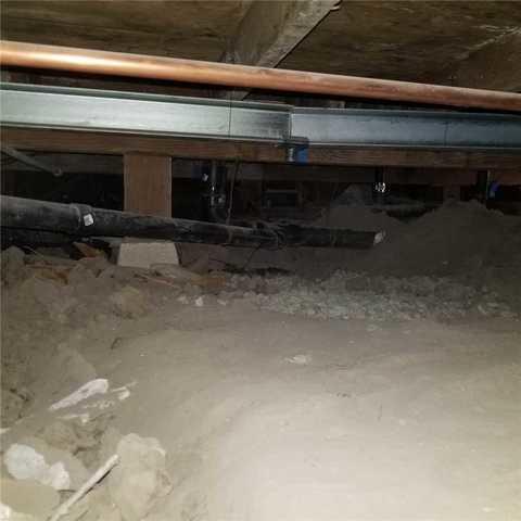 Sagging Floors in San Marcos