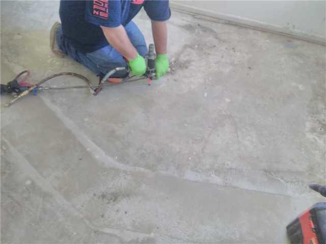 Foundation Crack Repair in Fullerton