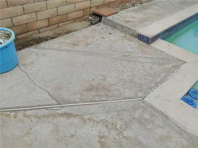 PolyLevel (R) for Pool Deck in Ontario