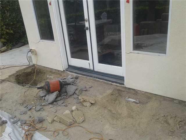Cracking Walls in Mission Viejo