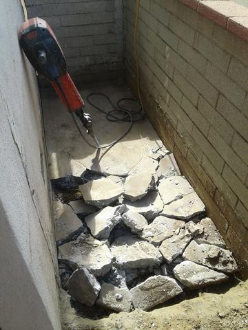 Strengthening a Foundation in Monterey Park