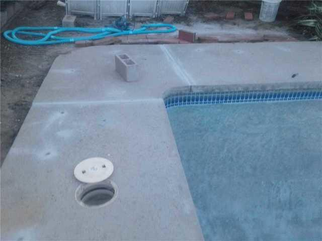 Fixing Pool Deck Trip Hazards in Temecula