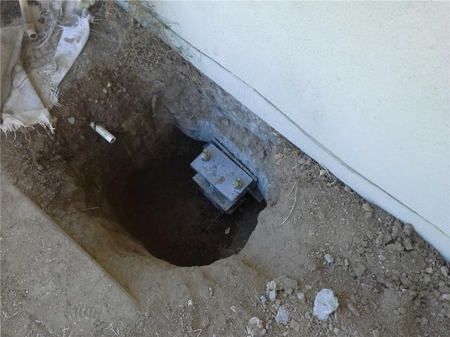 Fixing a Sinking Foundation in Diamond Bar