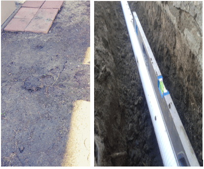 French Drains in San Diego