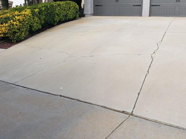 Concrete Driveway Repair in Moreno Valley