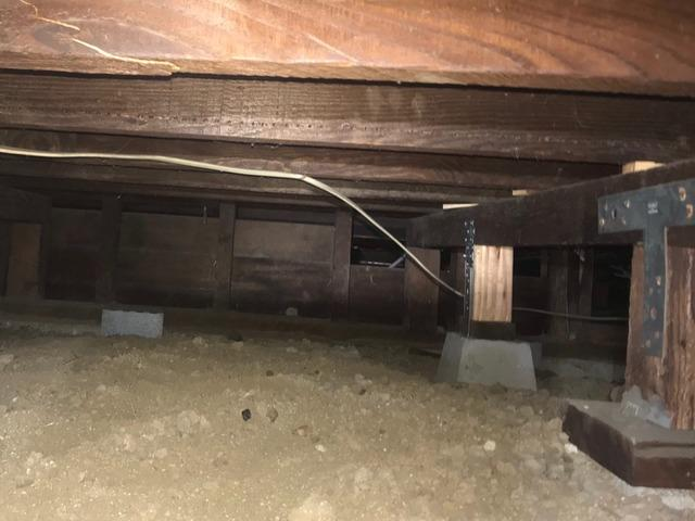 Seismic Retrofitting For Your Crawlspace Using 350 SMARTJACK® System In Los Angeles