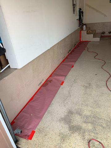 Concrete Stem Wall Repair In San Diego, CA