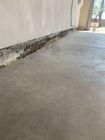 NeveRust™ Concrete Stem Wall Repair In La Quinta, CA