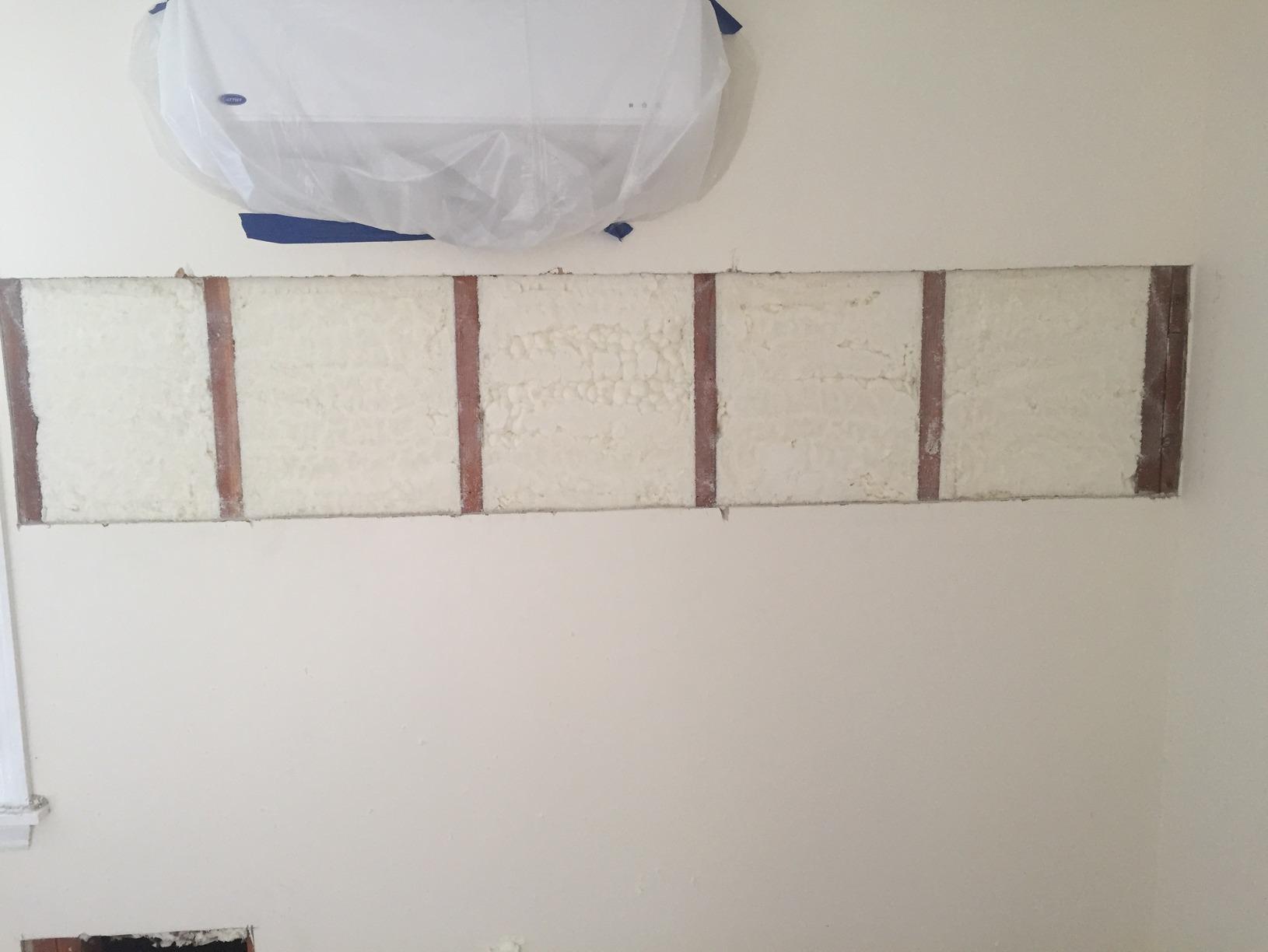 Removing Fiber Glass Insulation & Installing Spray Foam Insulation To Regain Comfort - Sloatsburg, NY - After Photo
