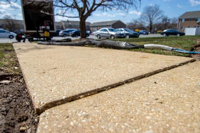 Sinking Sidewalks in Your Community?
