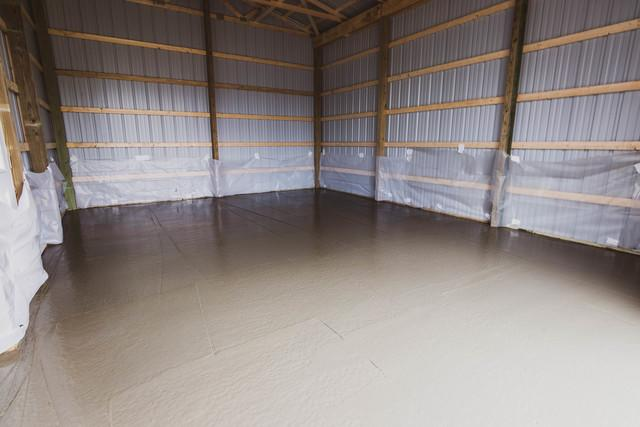 Needing New Concrete Garage Floors?
