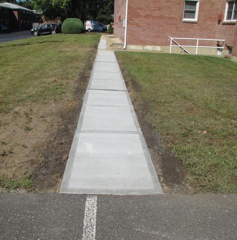Brandywyne East Sidewalk Replacement