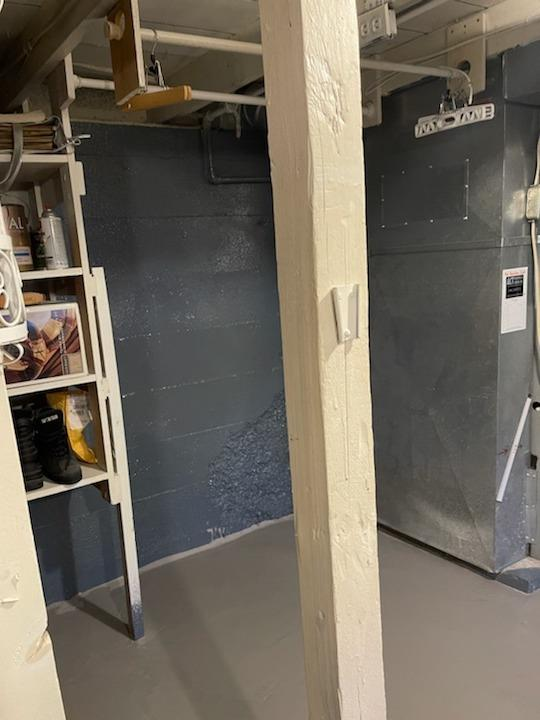 Foundation Waterproofing in Billings, MT - After Photo