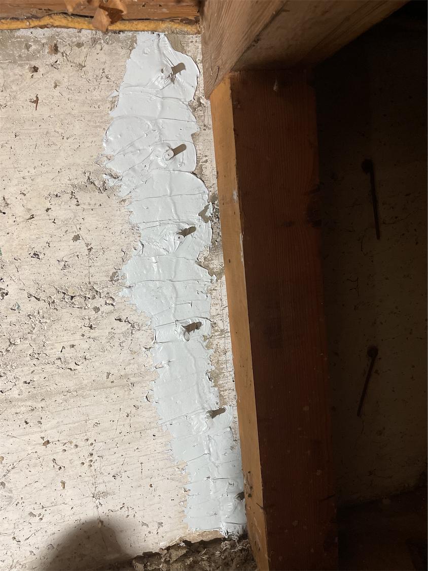 Leaky Crack Repair in Billings, MT - After Photo