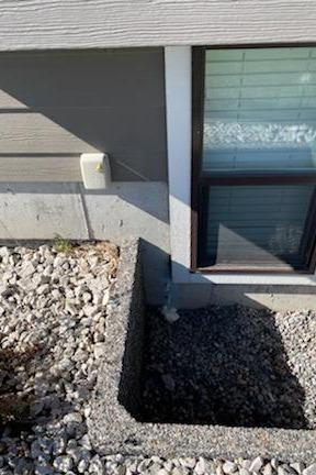 Crack Repaired in a Billings, MT Basement