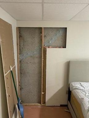 Fixing a Crack in a Basement in Billings, MT