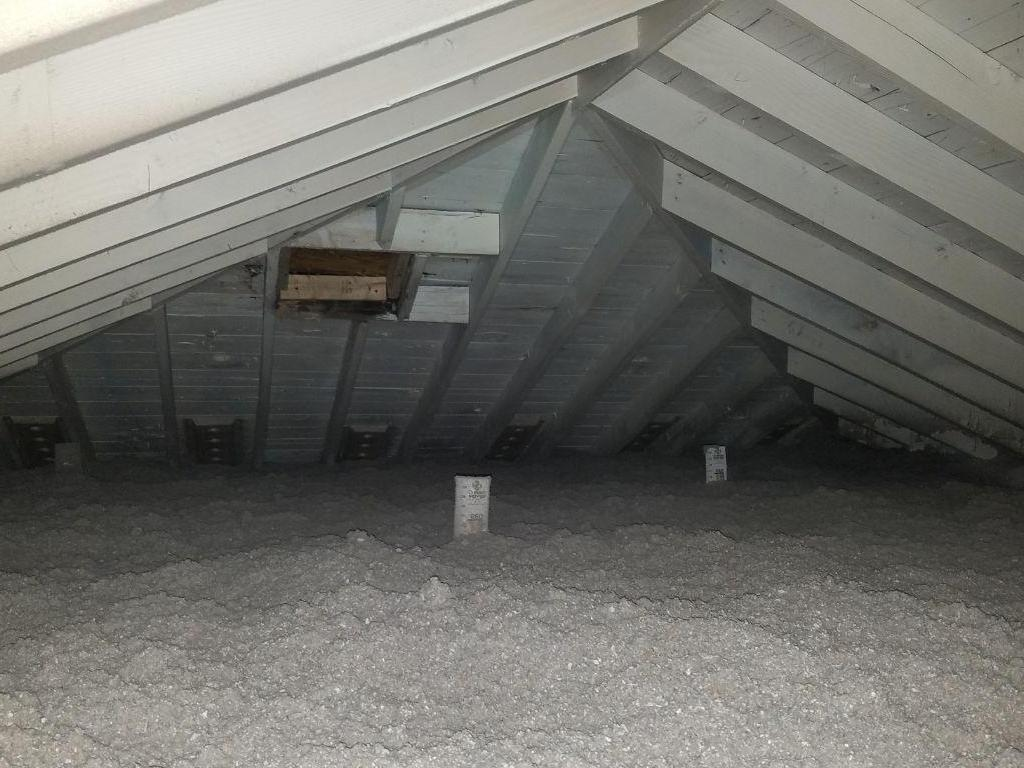 Attic Insulation In Rensselaer, NY - After Photo