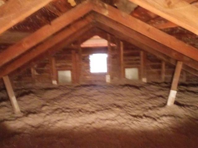 Attic Insulation with Cellulose- West Sand Lake, NY