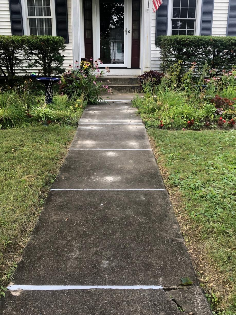 Concrete Leveling Rochester, NY - After Photo