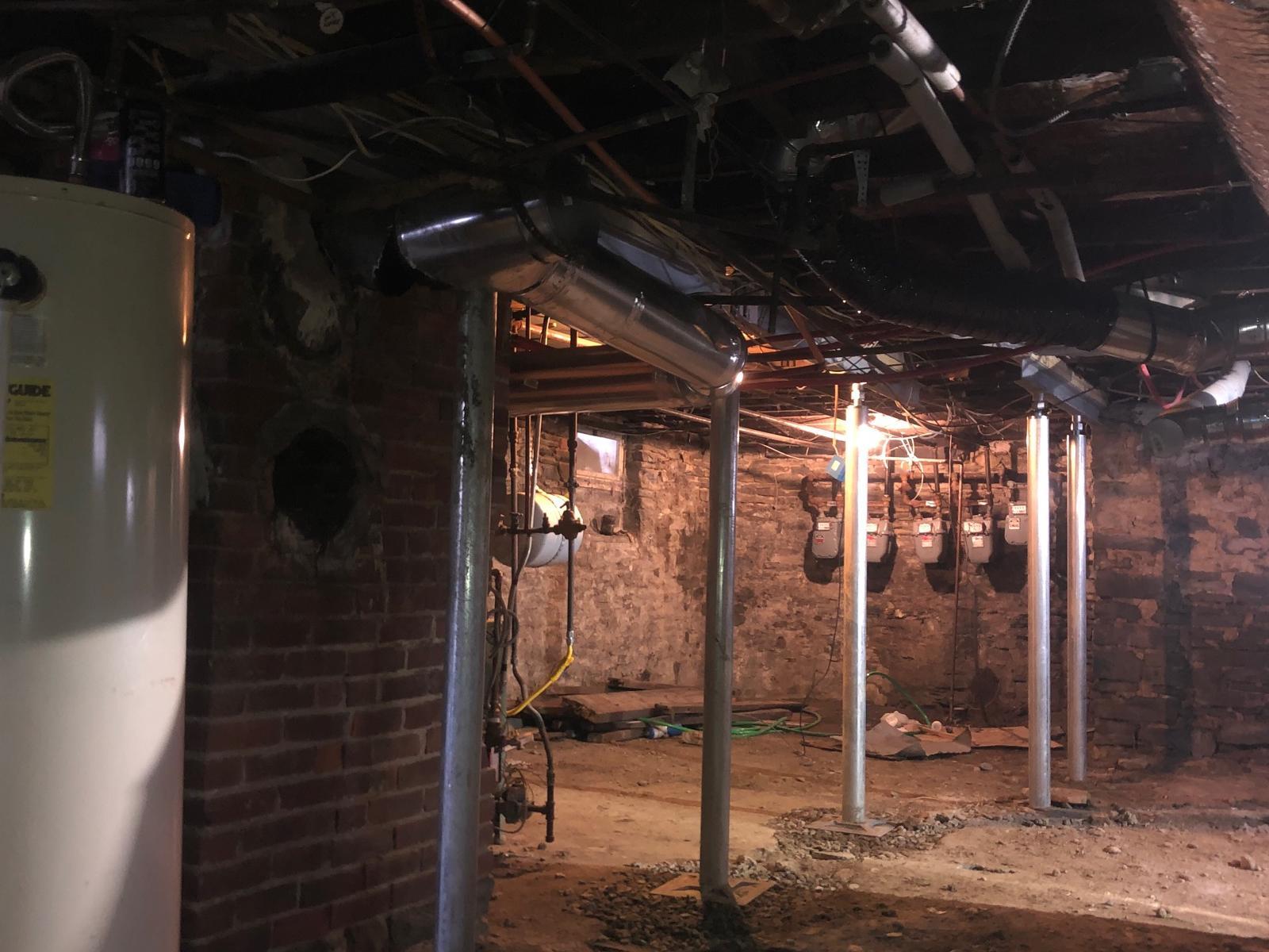 Foundation Repair Binghamton, NY - After Photo