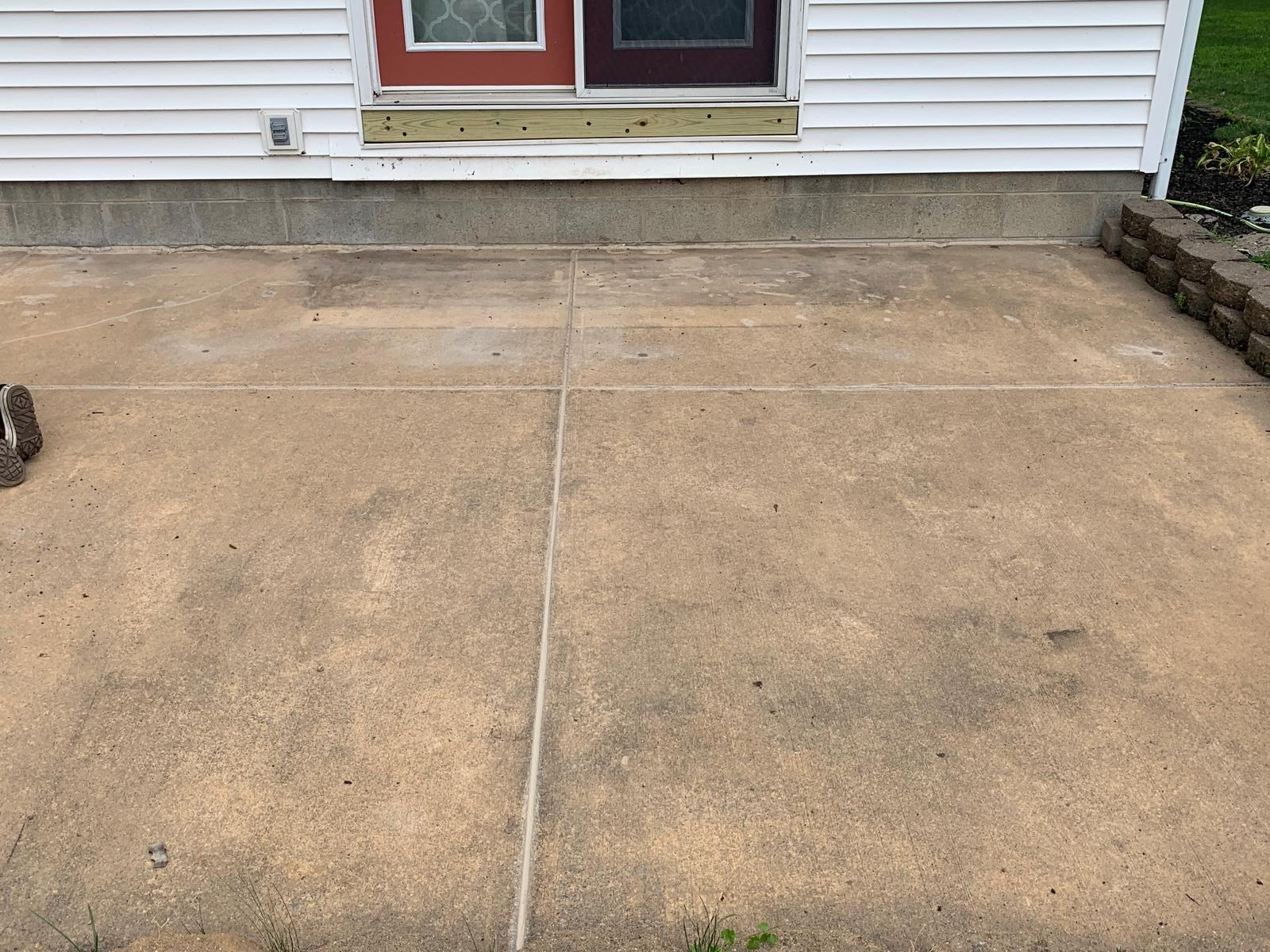 Concrete Leveling Union Springs, NY - After Photo