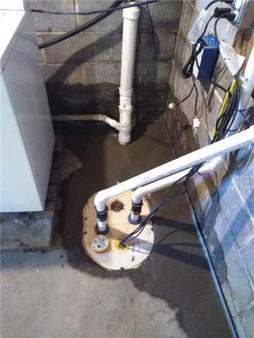 Wet Basement in Phoenix