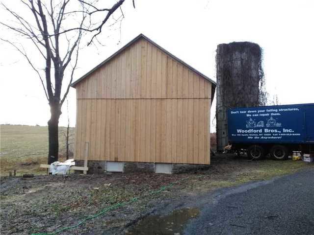 Barn Repair Rush, NY