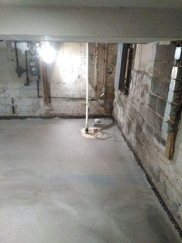 Basement Waterproofing Syracuse, NY