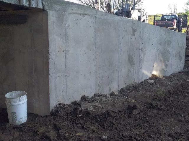 Foundation Repair Clymer, NY - After Photo