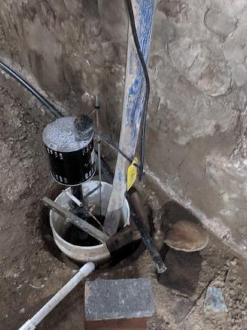 Basement Waterproofing in Jordan, NY