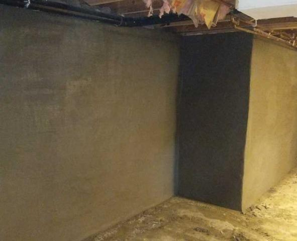 Foundation Wall Repair in LaFayette, NY