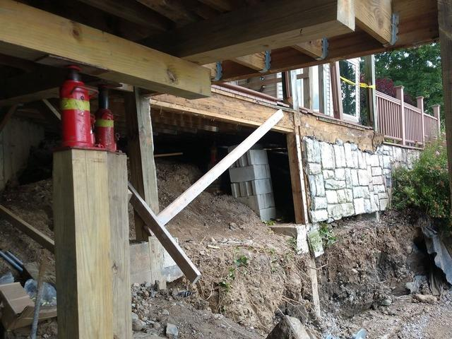 Foundation Repair in Marietta, NY