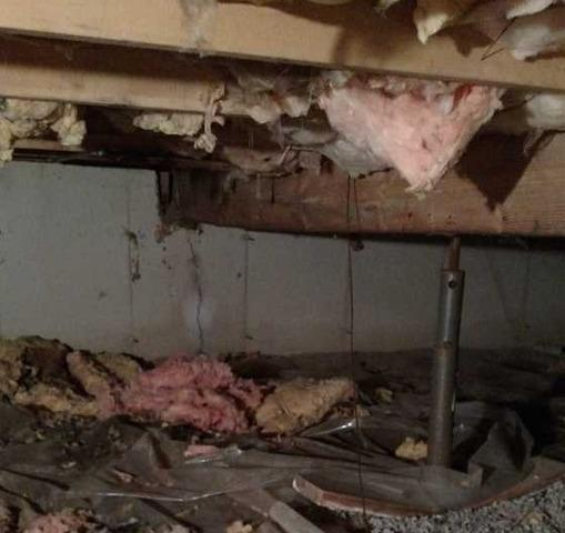 Crawl Space Repair in Minoa, NY