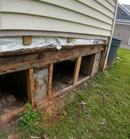 Crawl Space Repair in Syracuse, NY