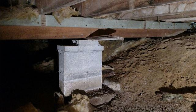 Foundation Repair in Plattsburgh, NY