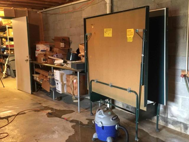 Basement Waterproofing forget the shop vac