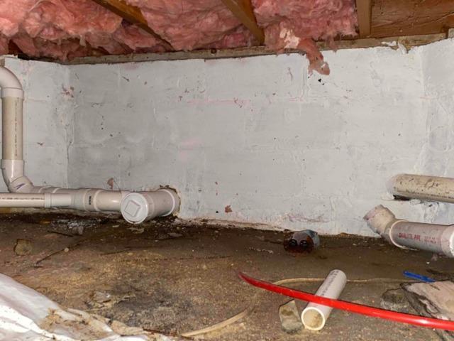Cazenovia crawlspace repair
