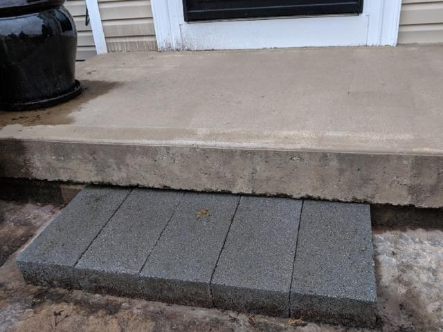 Concrete Leveling Warners Ny