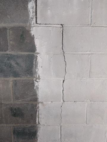 Foundation repair cracks in walls Cortland, NY