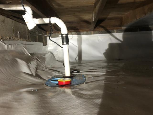 Crawl Space Repair Baldwinsville, NY