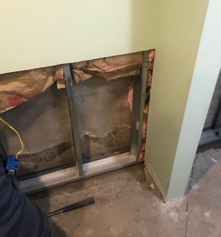 Basement Waterproofing Finished Basement