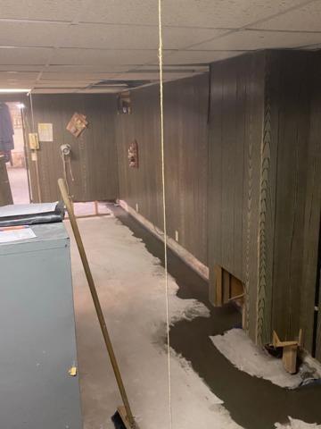 basement waterproofing system Syracuse