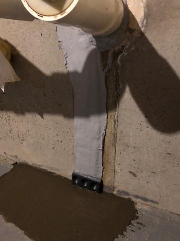 Leaky basement repair Central New York