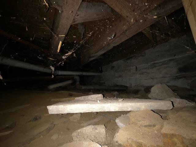 How to Estimate Crawl Space Repair.in Spencer, NY