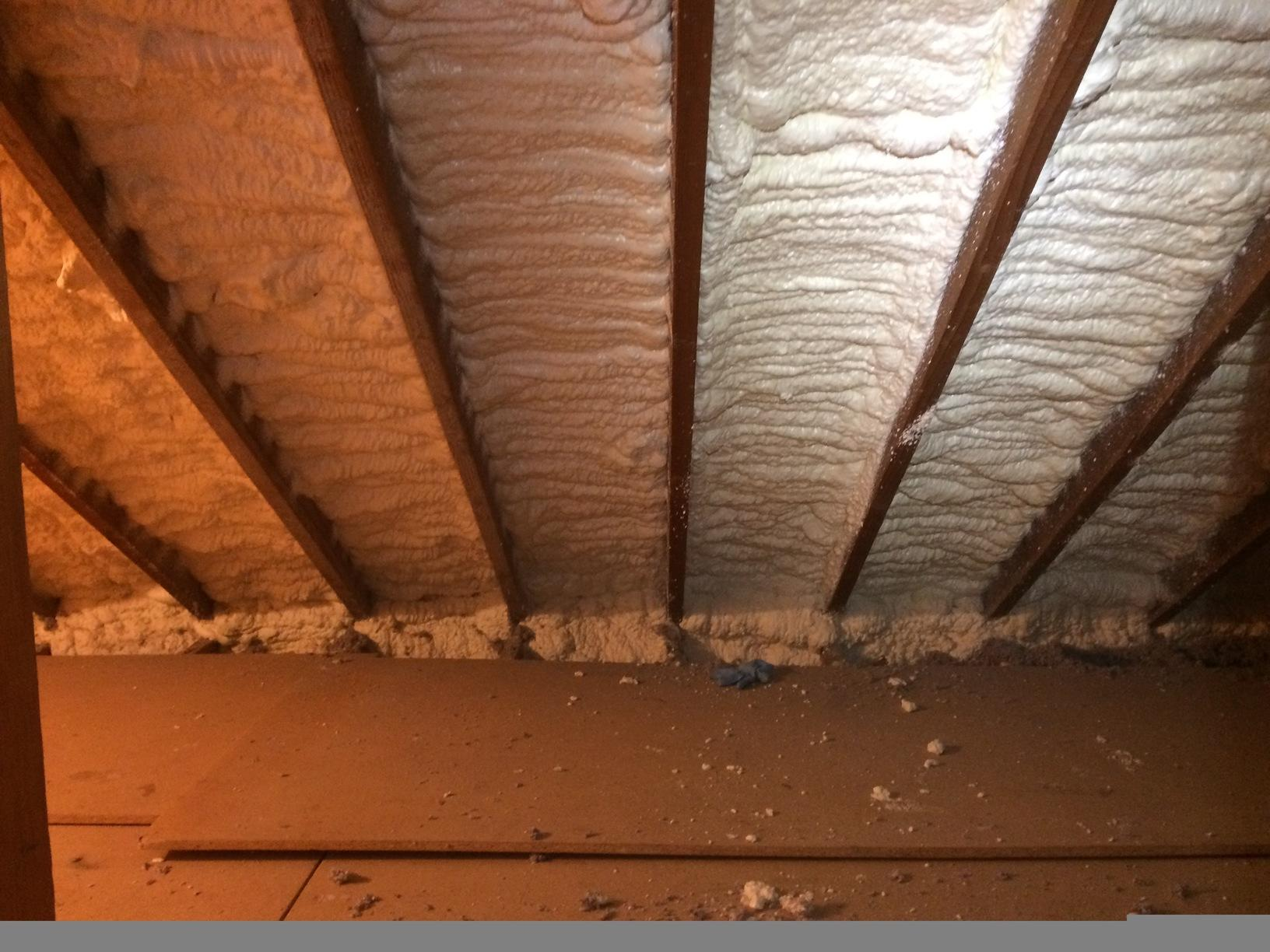 Improve Home Comfort with Spray Foam in Combined Locks, WI - After Photo