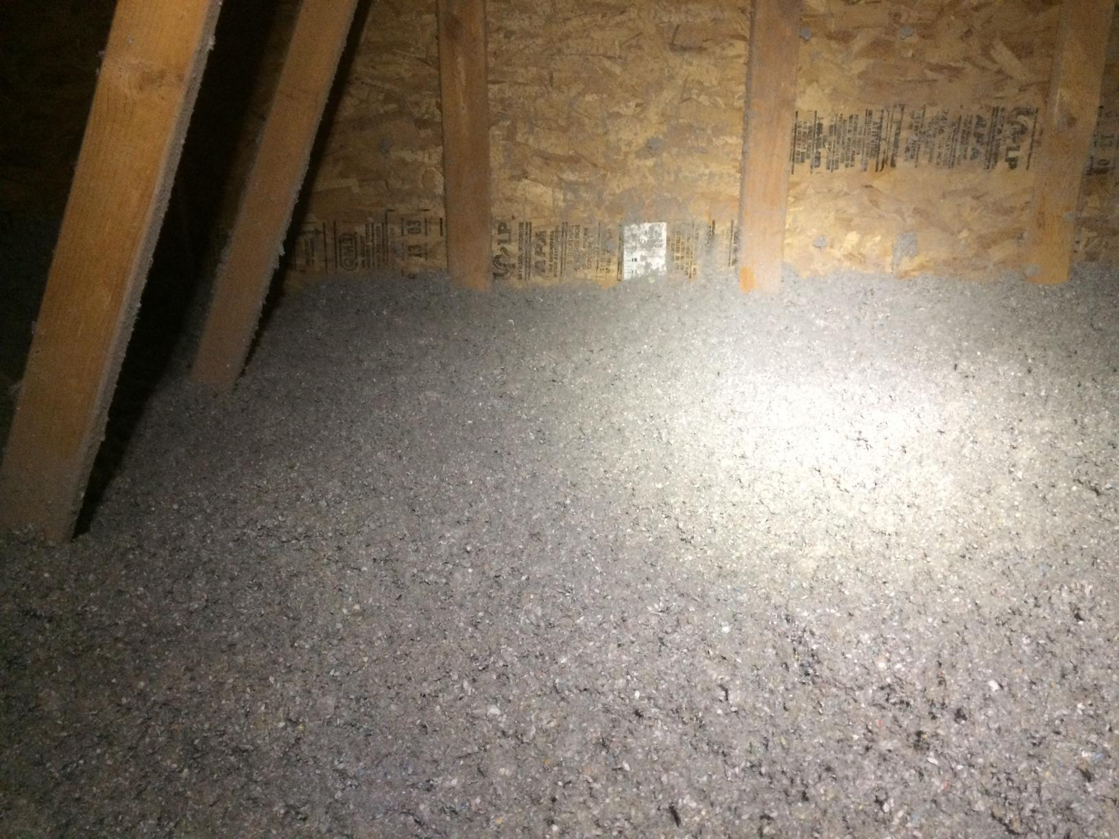 How to Remedy Frost and Mold in Attic of Home in Neenah, WI - After Photo